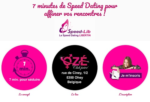 speed dating linbertin